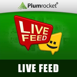 Magento Live Feed Extension