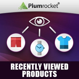 Magento Recently Viewed Products Extension