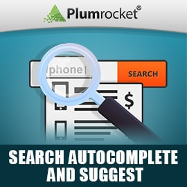 Magento Search Autocomplete & Suggest Extension