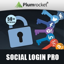 Magento Social Login Pro Extension - Social Media Login & Social Share (50+ networks)