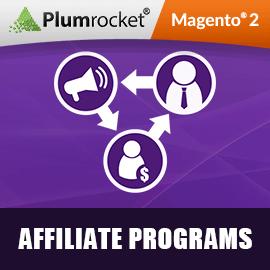 Magento 2 Affiliate Programs Extension