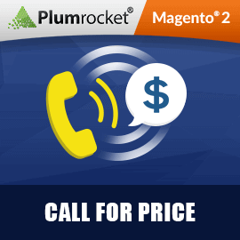 Magento 2 Call for Price & Magento 2 Hide Price Extension