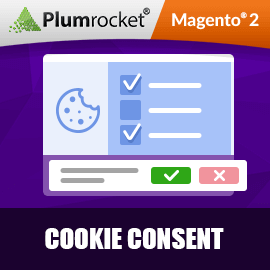 Magento 2 Cookie Consent Extension