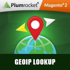 Magento 2 GeoIP Lookup Extension