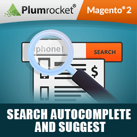 Magento 2 Search Autocomplete & Suggest Extension