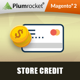 Magento 2 Store Credit & Refunds to Merchandise Credit Extension