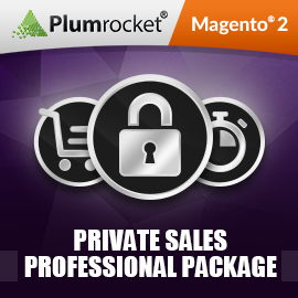Private Sales Professional Package for Magento 2