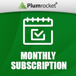 Monthly Subscription - Support Service