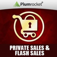 Magento Private Sales & Magento Flash Sales Extension