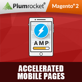 Magento 2 Accelerated Mobile Pages (AMP) Extension