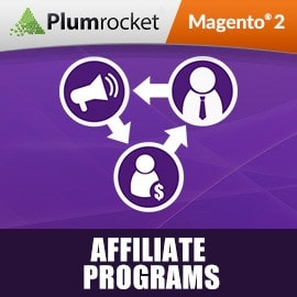 Magento 2 Affiliate Programs Extension
