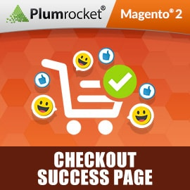 Checkout Success Page Extension for Magento 2