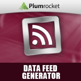 Magento Data Feed Generator Extension