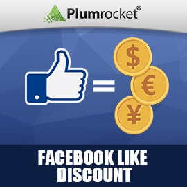 Facebook Like Discount Extension for Magento 1