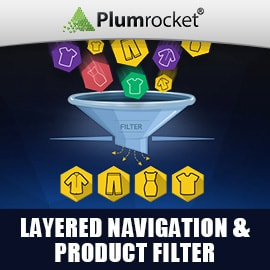Magento Layered Navigation & Product Filter Extension