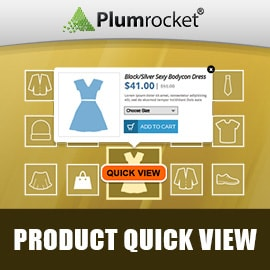 Product Quick View Extension for Magento 1