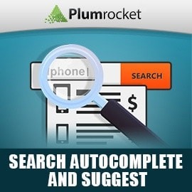 Magento Search Autocomplete and Suggest Extension
