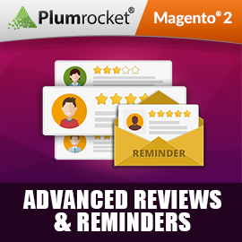 Magento 2 Advanced Reviews & Reminders Extension