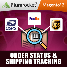 Magento 2 Order Status & Shipping Tracking Extension