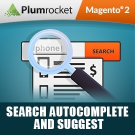 Magento 2 Search Autocomplete and Suggest Extension