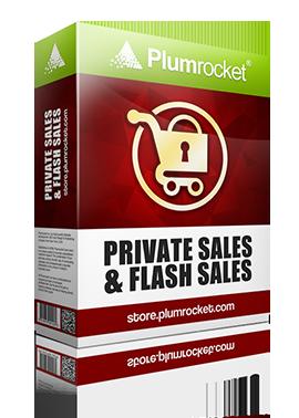 Magento Private Sales & Flash Sales Extension