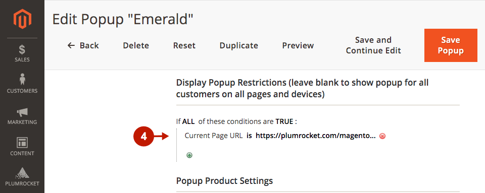 magento 2 newsletter popup extension exit popup configuration 1