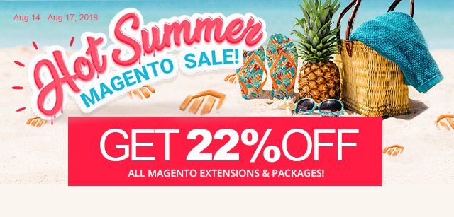 Hot Summer Sale 2018