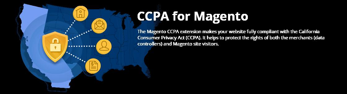 Magento 2 CCPA Extension