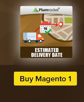 Estimated Delivery Date Extension for Magento