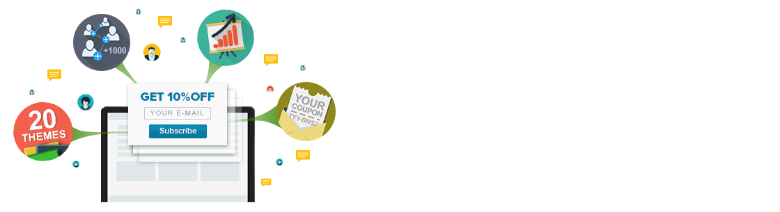 Newsletter Popup Extension for Magento