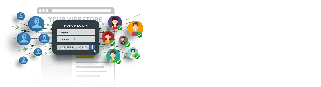 Popup Login Extension for Magento