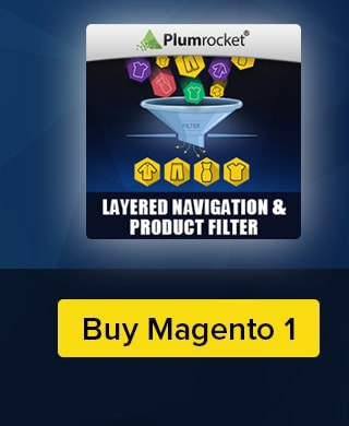 Layered Navigation & Product Filter Extension for Magento