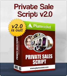 Private Sales Script v2.0