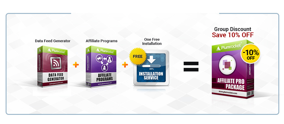 What's Included in Affiliate Pro Package: