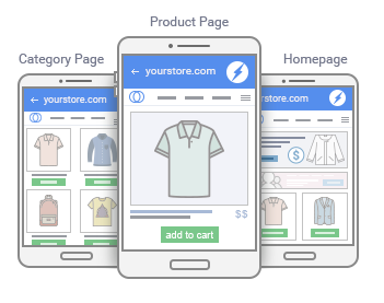 Create AMP Pages for Your Store