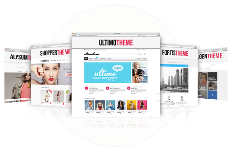 Compatible with Custom & Third party Magento themes