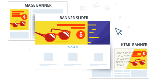 Multiple Banner Types