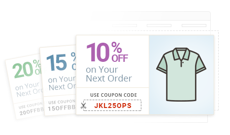 Show Custom or Auto-Generated Coupon Codes