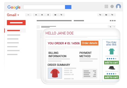New Order Confirmation Email Template