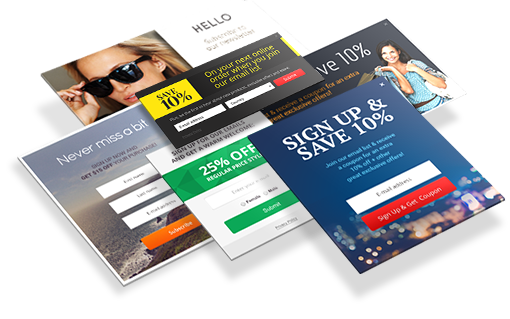 20 Built-In Newsletter Popup Responsive Themes - Newsletter Popup Magento 2 Extension