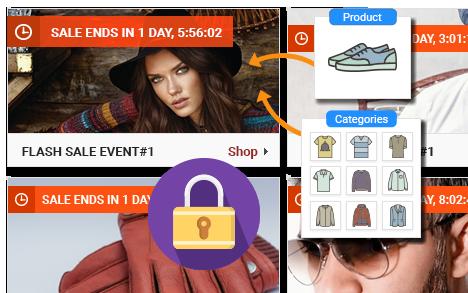 Create Private Sale & Flash Sale Events