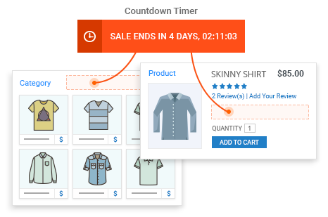 Magento 2 Flash Sale with Countdown Timer