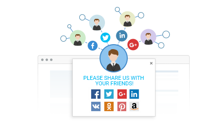 Let Customers Socially Share your Website - Magento 2 Social Login Pro